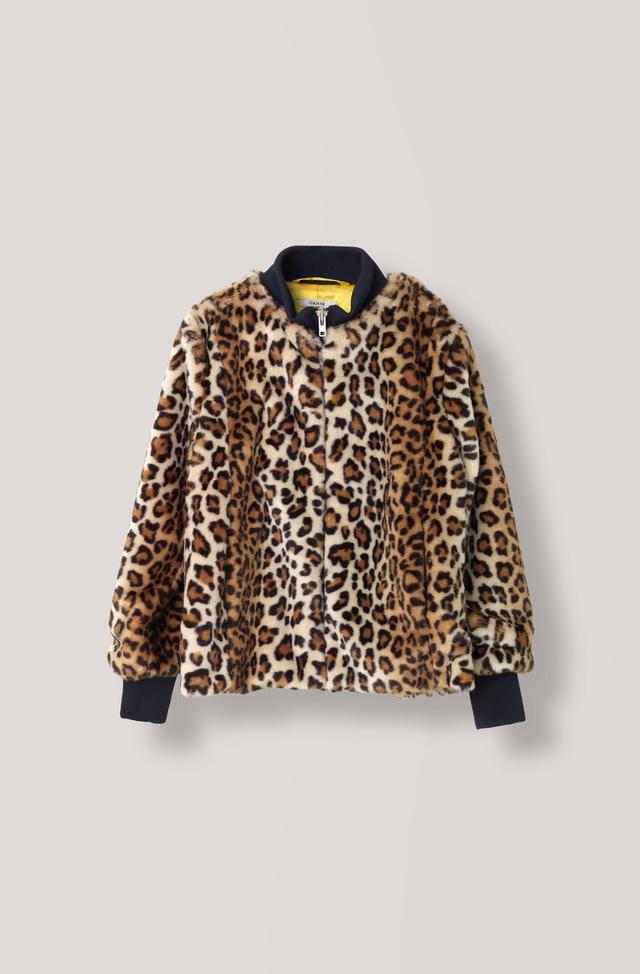 e5f444f57c5 Ferris Faux Fur Jacket | Endource