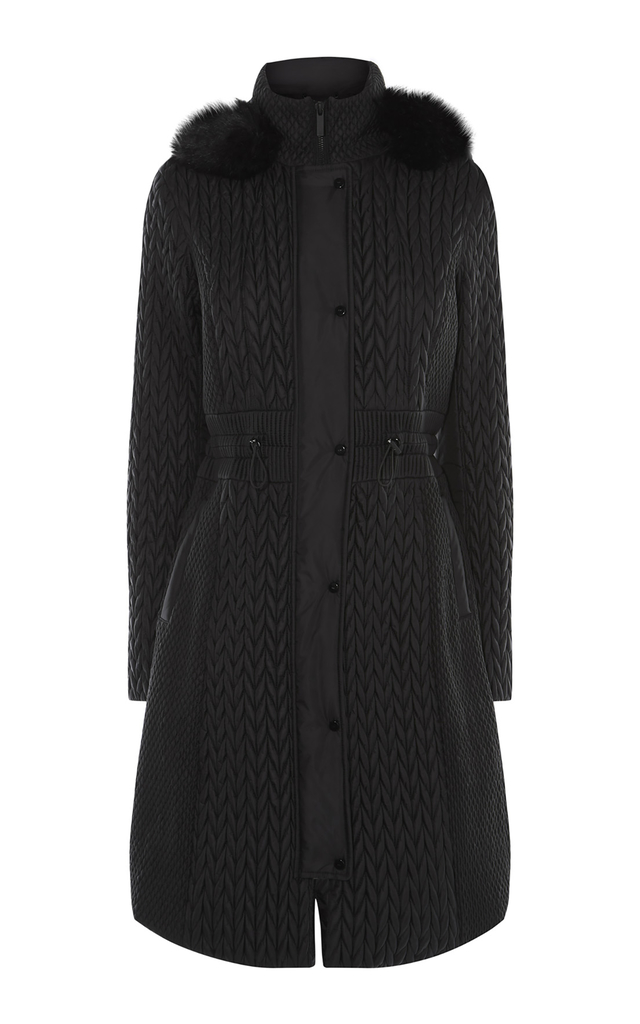 2ab09d4ec0 Longline Puffa Coat | Endource