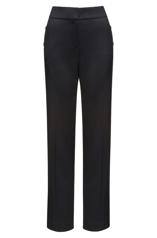Buy Cheap Footlocker Find Great Sale Online Relaxed-fit trousers with bow closure HUGO BOSS Release Dates Cheap Online bUYFo1mc