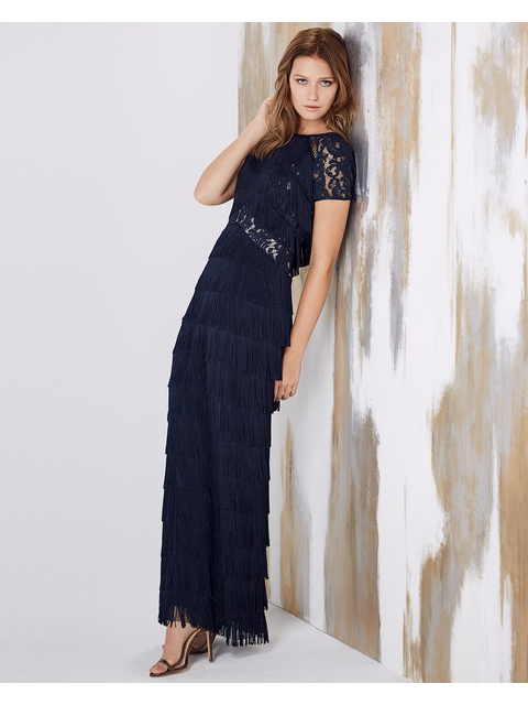 cd9a0996b7 Astraea Fringe Dress | Endource