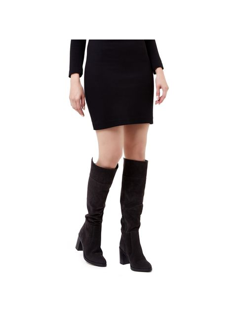 cb6f5f1997b Tring Mid Heel Over The Knee Boots