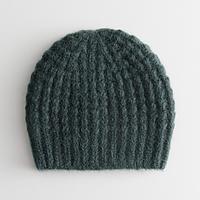 4e138baf547 Cable Rib Knit Beanie