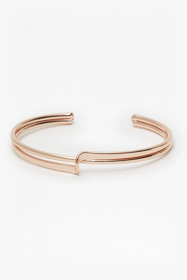 French Connection Squiggle Bracelet SOgvX