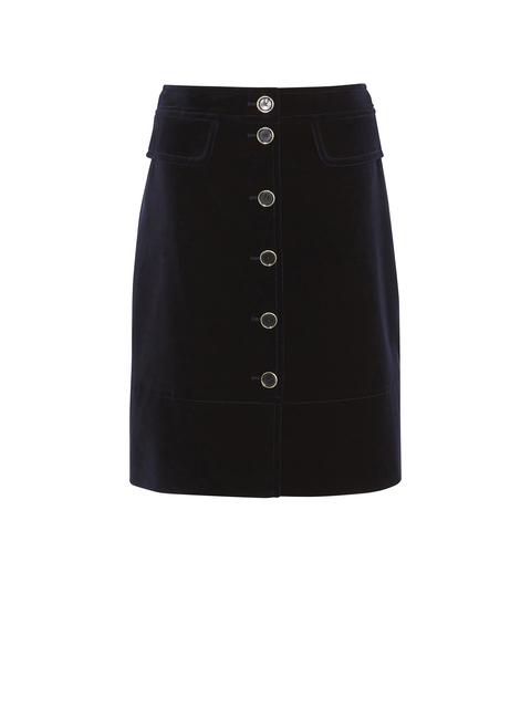 e9ad0ed6d84 Tailored Velvet Skirt | Endource