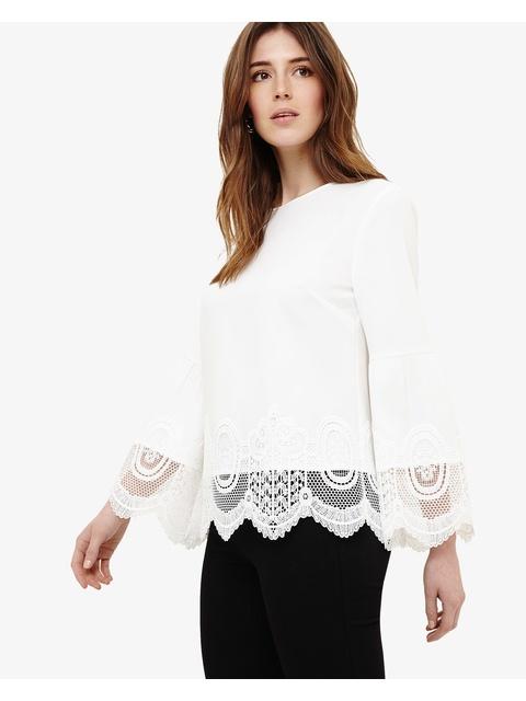 Angelika Extreme Crochet Blouse Endource