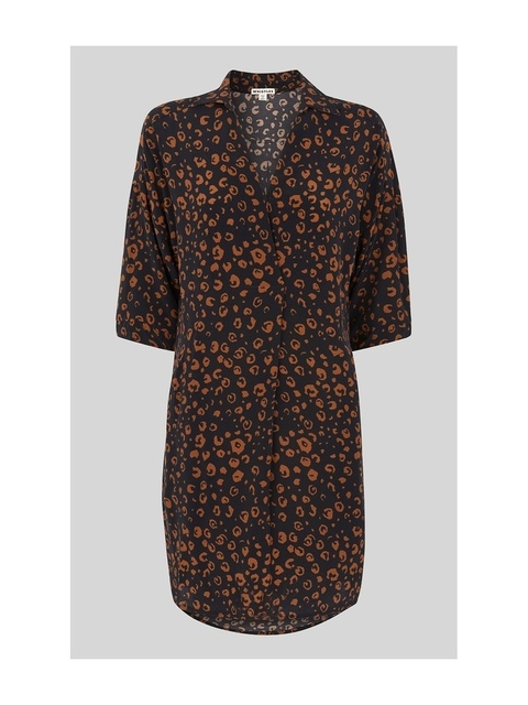 bd43ef79c5 Lola Cheetah Print Dress