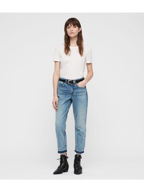 075492cb72 Boys Frayed Ty Jeans