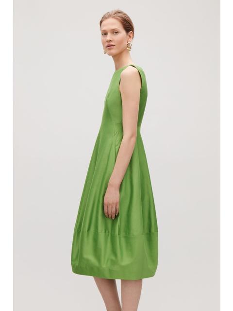 736f94605ecd Sleeveless Cocoon Dress   Endource