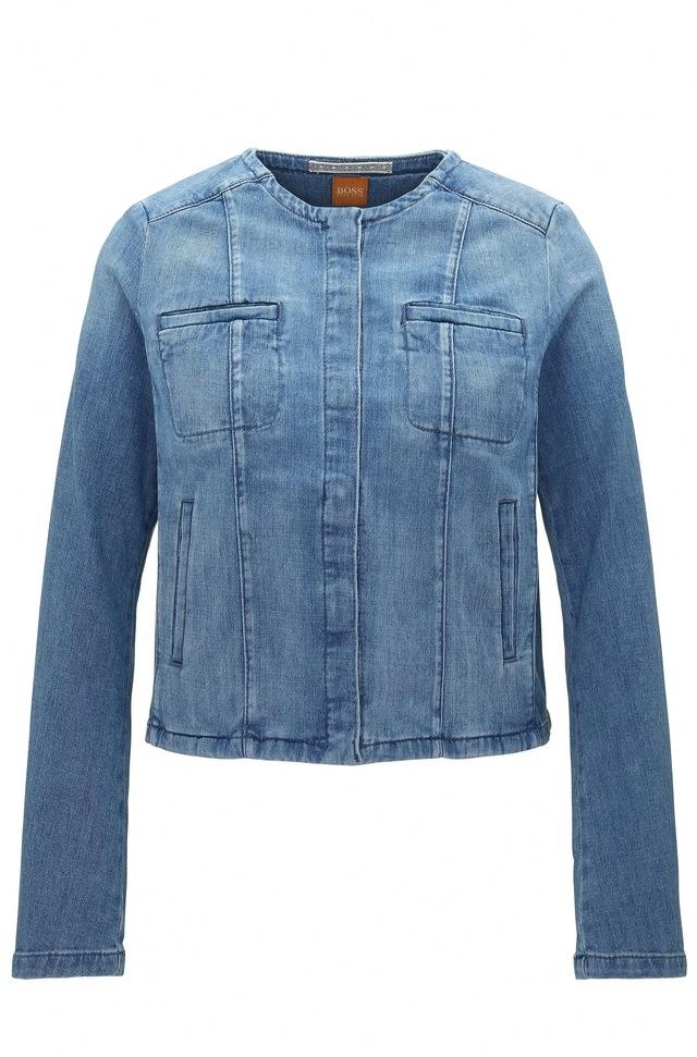 Denim Regular Fit Jacket Endource