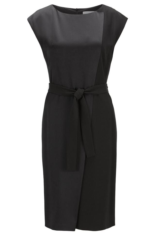 Asymmetrical Sleeveless Dress Endource