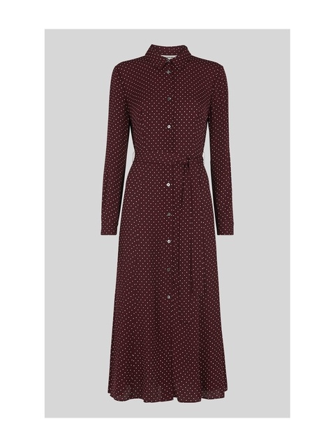 af8190e8bbae Margot Spot Shirt Dress