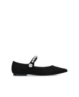 0dbd2c903 Noa Embellished Flat Shoes by Miss KG by Kurt Geiger