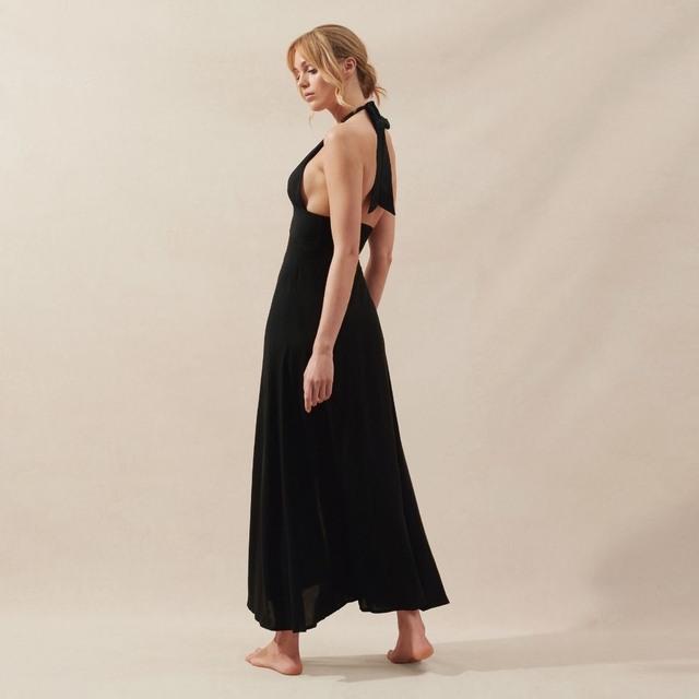 Oman halterneck dress Heidi Klein DlxMfT