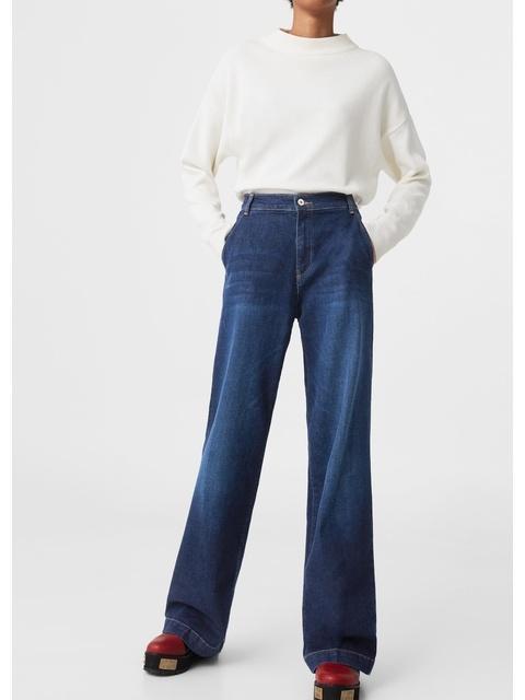 87cc10b0d1 Flared Wide Leg Jeans