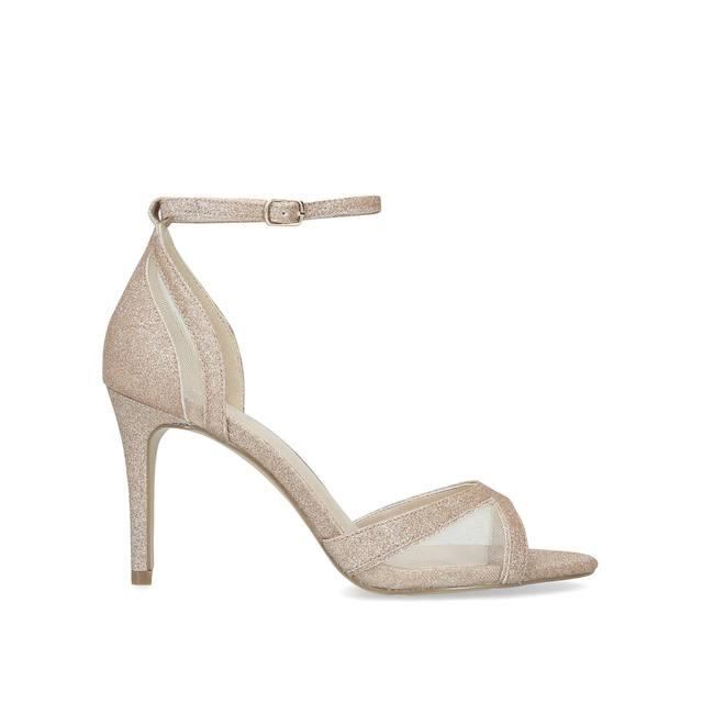 best supplier classic fit new york Link Stiletto Heel Sandals