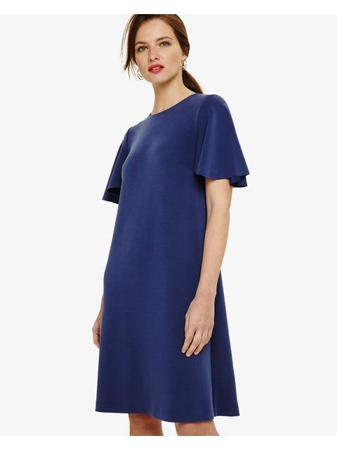 a70b4c468850d Sari Sueded Ponte Dress | Endource