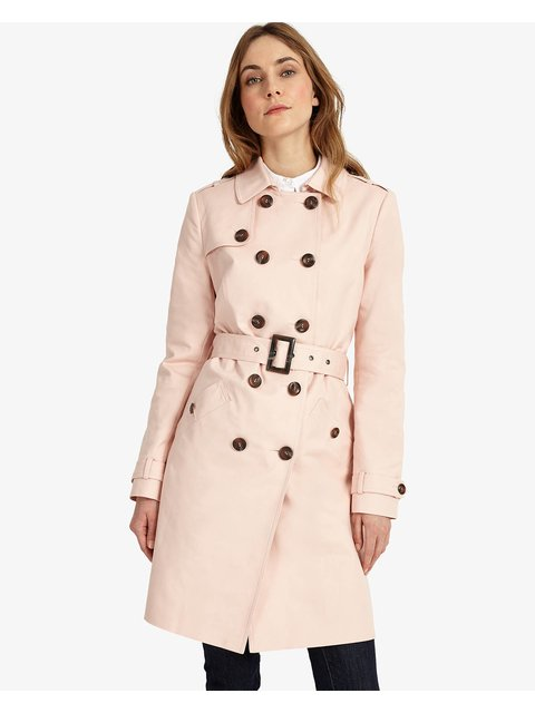 new release favorable price hot-selling real Tabatha Trench Coat
