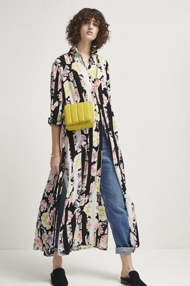 e409f1dfd98 Enoshima Drape Maxi Dress