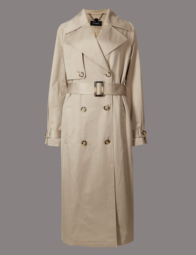 How to Choose The Perfect Trench Coat