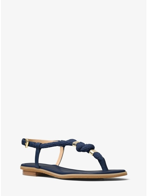 cfd0e55d3f67 Holly Rope-Trim Sandal