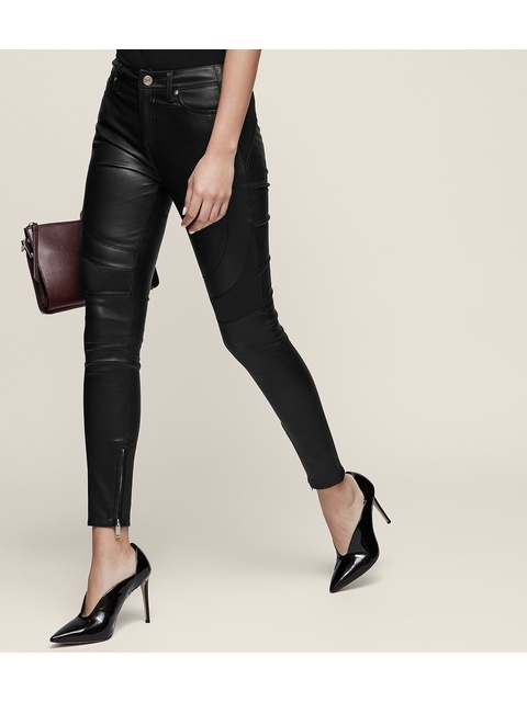 dea7f86cc061 Haden Skinny Leather Trousers | Endource