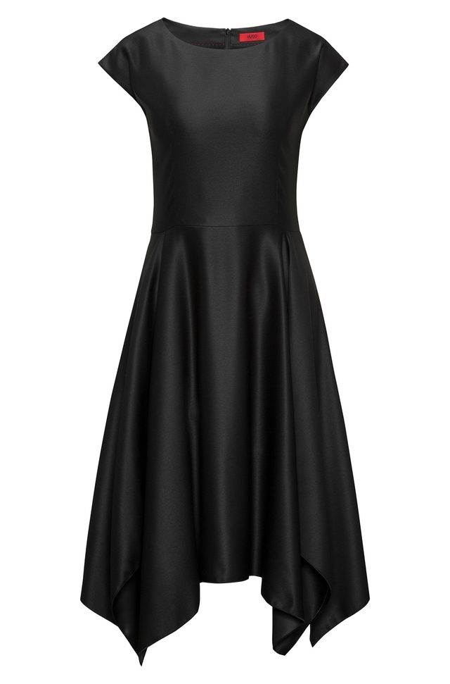 0638002625a8d Very Modern Black Dress #OM67 – Advancedmassagebysara