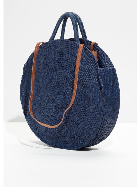 e3a5ebf83 Straw Circle Bag | Endource