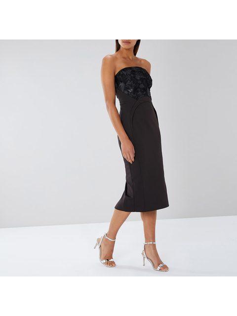 a8f637bb4ac6 Maria Cocktail Bustier Dress | Endource