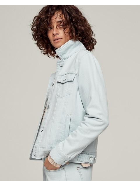 8594e3a9c24 Super-Soft Denim Jacket