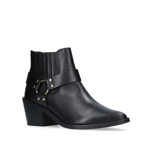 bc6077cfb Sheriff Mid Heel Ankle Boots | Endource