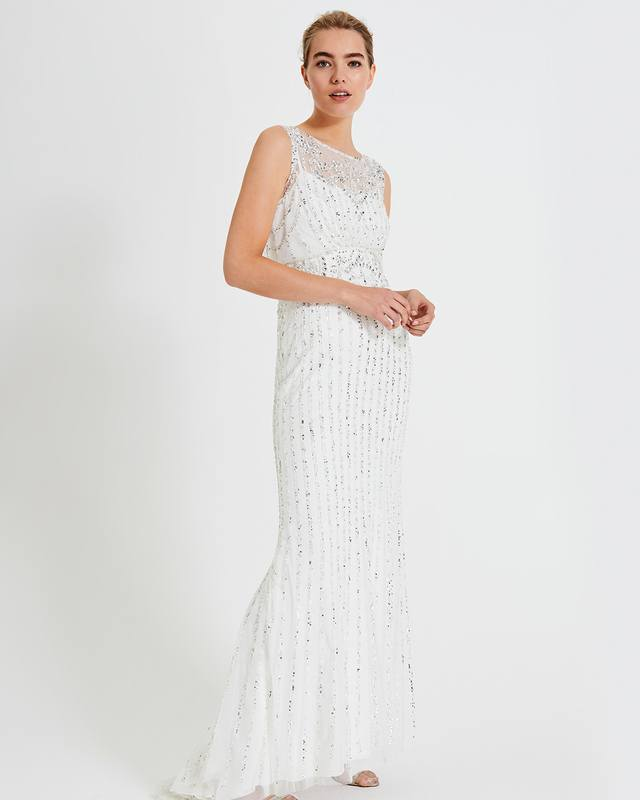 d143b7859a Milly Beaded Bridal Dress