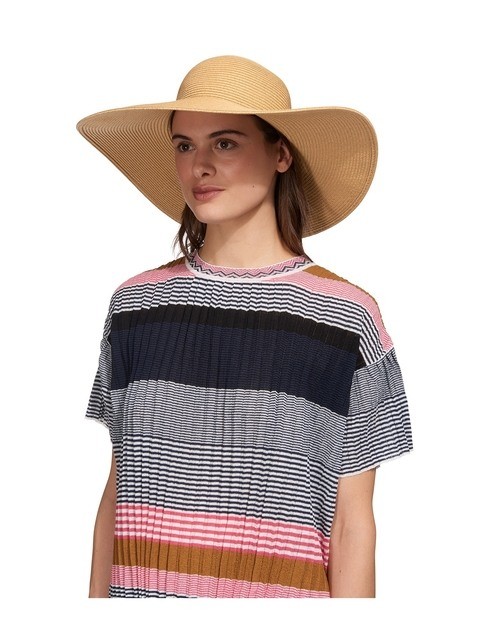 66ec16e1 Plain Weave Wide Brim Sun Hat | Endource