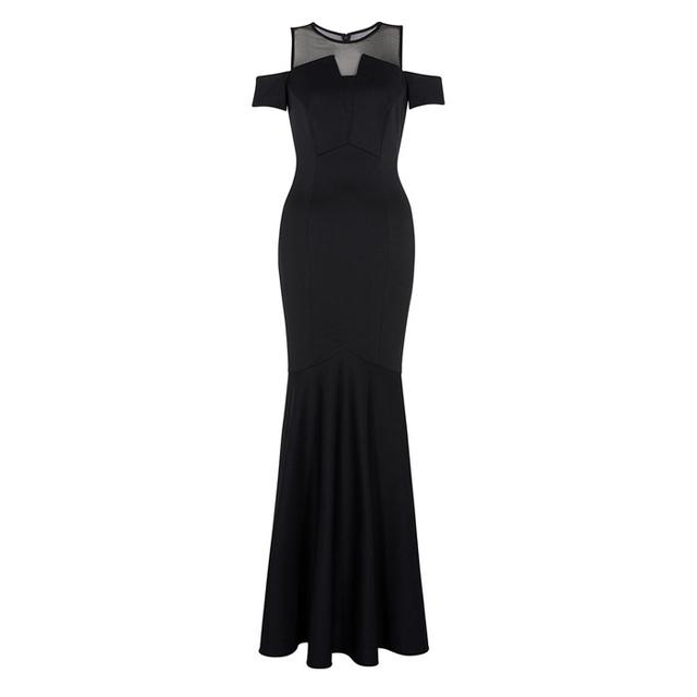 762e798c4748 Lorna Fishtail Maxi Dress | Endource
