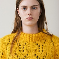 The Julliard Mohair Pullover | Endource