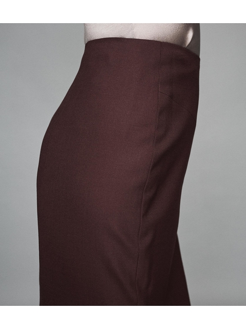 f0162096c7 Lissia Textured Pencil Skirt | Endource