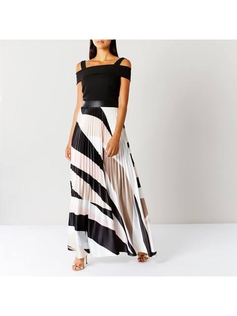 db00993d4bc Rockafella Pleated Maxi Dress
