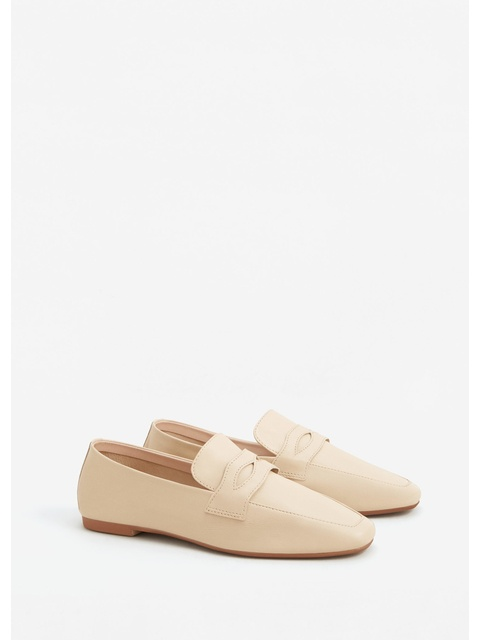 d14782fbaa7 Leather Penny Loafers