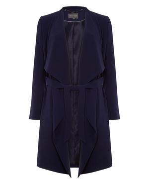 Bellona waterfall coat endource for Boden jennie coat