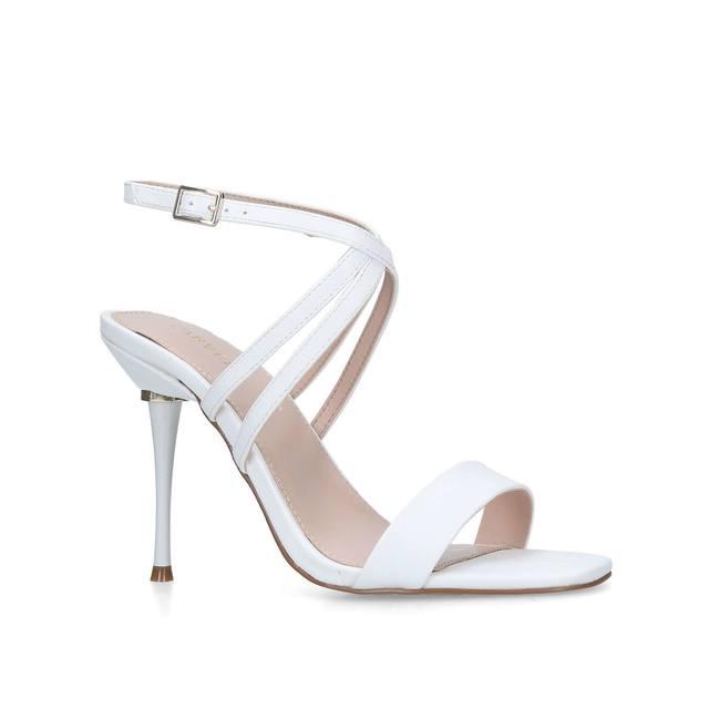 25b1d072cb2 Goldi Strappy Stiletto Heel Sandals