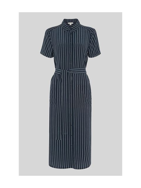 d51651998cd Montana Stripe Shirt Dress