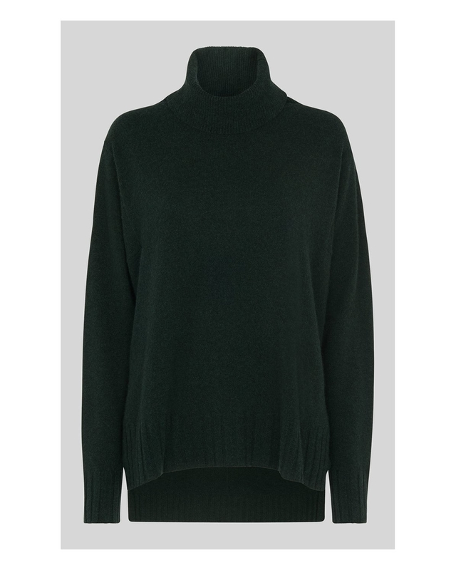 00e6268e0c1 Cashmere Roll Neck Sweater