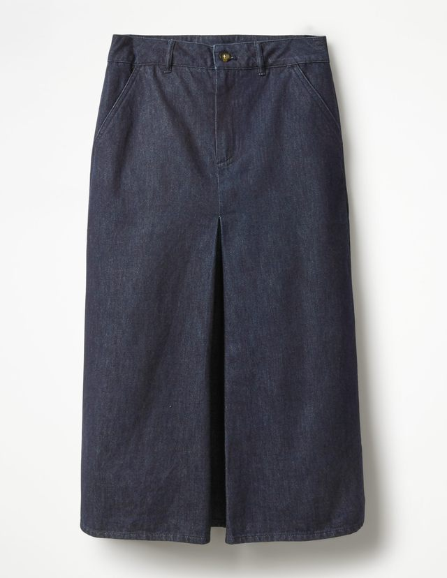 mira denim skirt endource