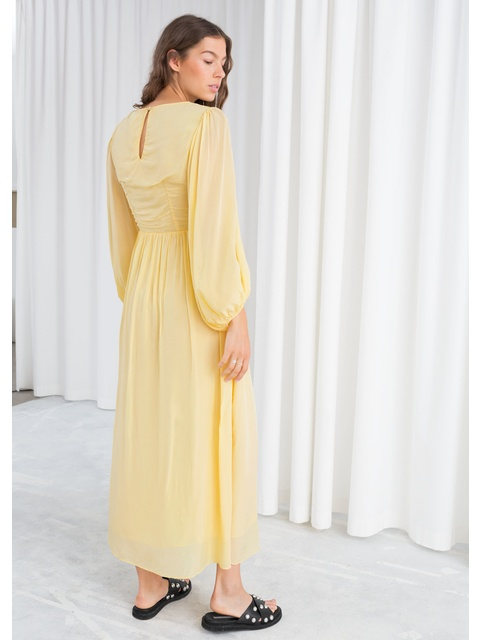 billowy  Billowy Prarie Maxi Dress | Endource