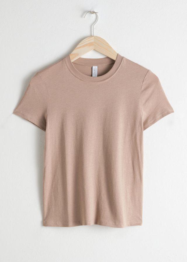 Organic Cotton Jersey T-shirt