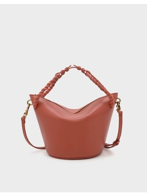 4ed064e3c315 Rope Handle Handbag