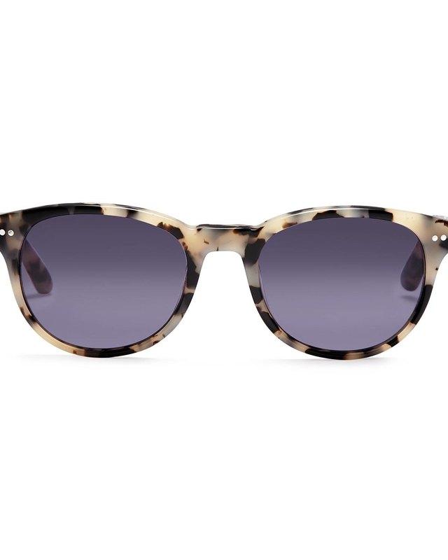 Faye D-Frame Tort Sunglasses | Endource