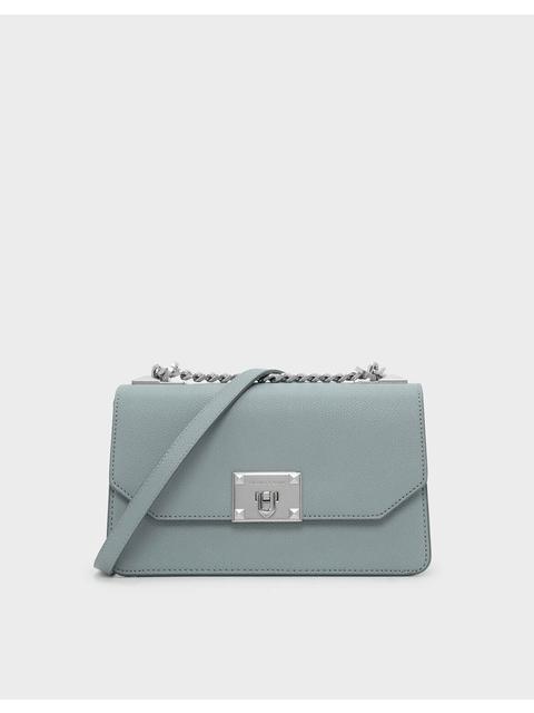 bca28359682f Classic Front Flap Crossbody Bag