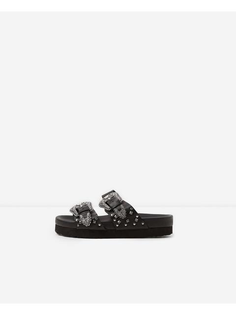 7492dcb40a7 Studded Sandals   Endource