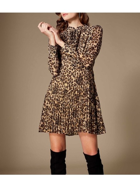 40c9fb2796d Leopard Mini Dress   Endource