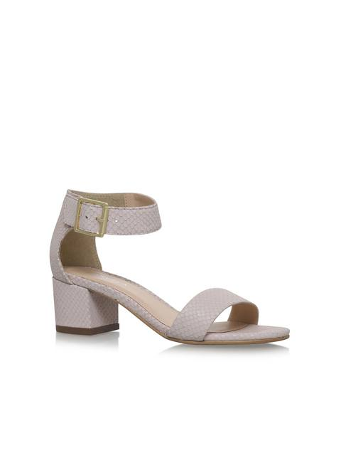 6c1041b314d1 Shadow Nude Mid Heel Sandals